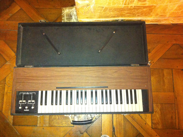 ELEX K4 STRING MACHINE - Vintage Synth Explorer Forums